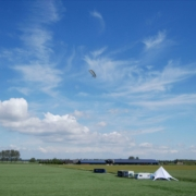 Kitepower Falcon 100kW AWES harvesting electricity in Melissant ENERGIIQ Investering in Kitepower energiiq invests in kitepower         